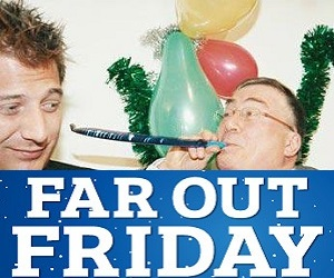 Far out Friday: Top 10 Christmas party characters