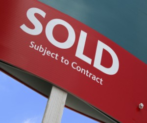 Brokers exchange contracts on conveyancer deal