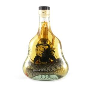 Scorpion wine