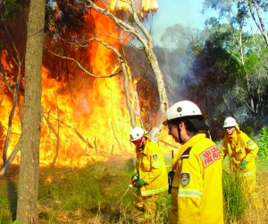 Leading insurer AAMI prepares for bushfire season