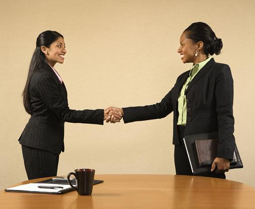 Women holding around 10% of director roles in large firms