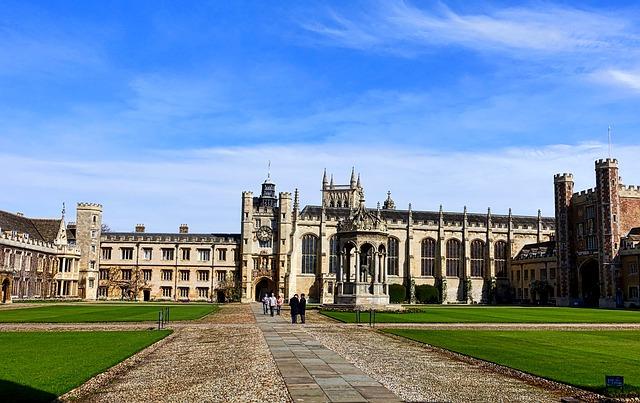 Sydney names first dual Cambridge grad