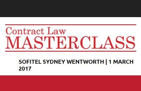 Build your contract law knowledge in 2017