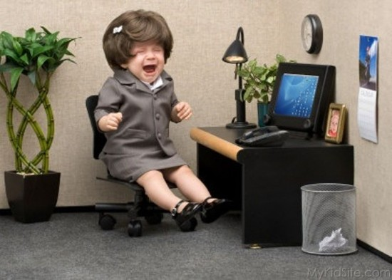 Is your workplace an adult day care?