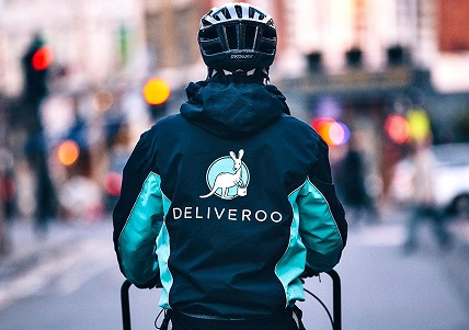 Deliveroo apology after government steps into pay row
