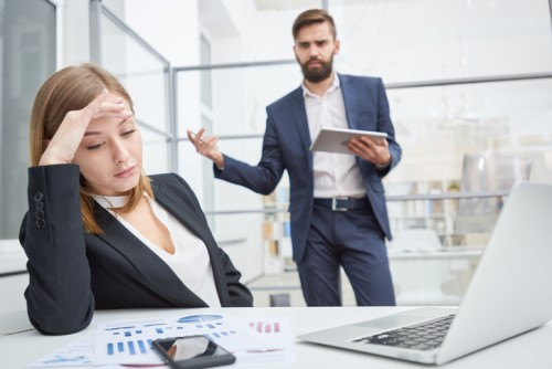 How to manage an employee who disrespects you
