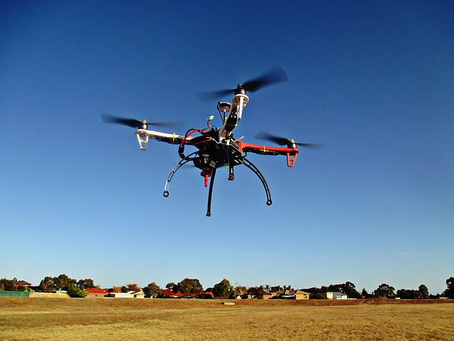 Drones to drive disaster response