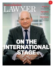 Australasian Lawyer 2.04