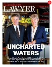 Australasian Lawyer 3.01