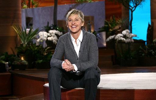Ellen DeGeneres does HR