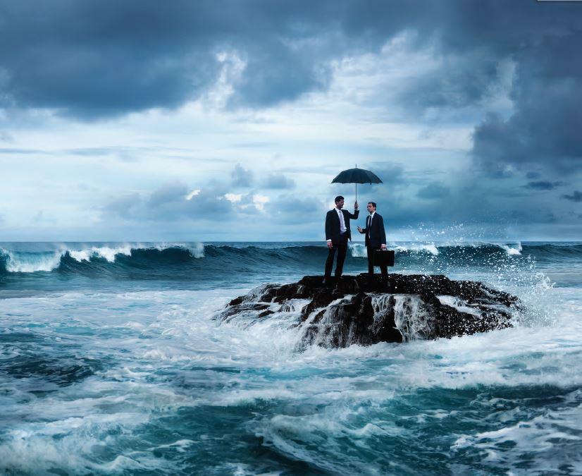 Calming stormy seas: Executive coaching