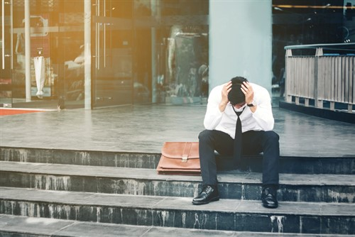 Are you 'horrified' of losing your job?
