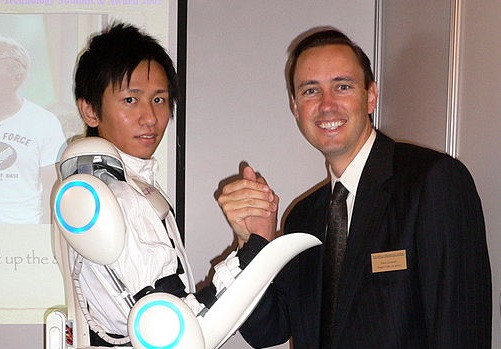 HAL robotic suit could revolutionize insurance