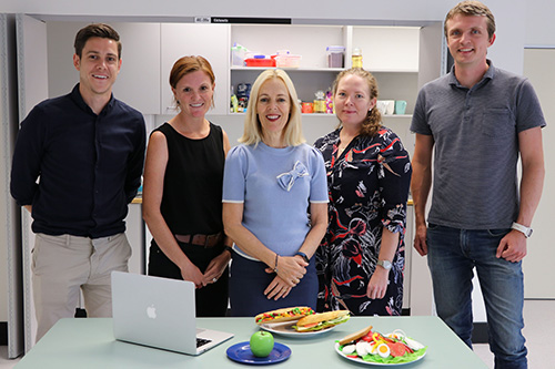 Healthy eating options on the table for young Australians
