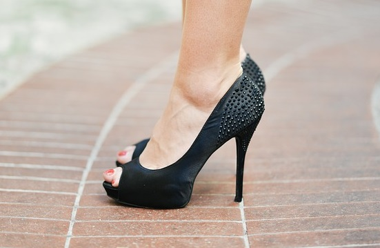 This country is banning high heels at work
