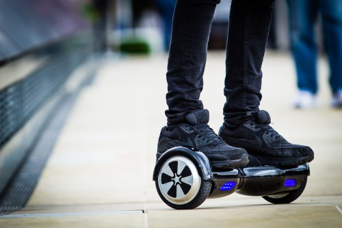 Far Out Friday: Hoverboard mishaps prompt pioneering insurance plan
