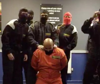HSBC employees sacked after staging mock ISIS execution