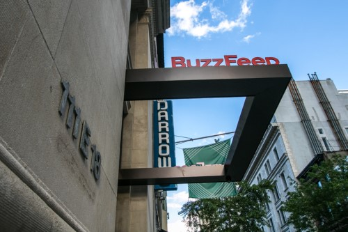 BuzzFeed job cuts hit Sydney office