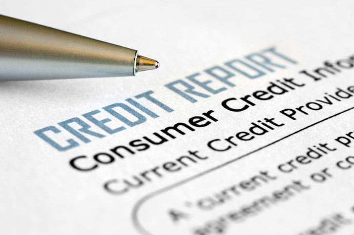 How to buy property with a low credit score