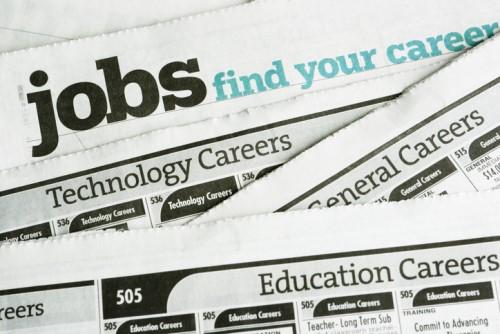 Job postings hold steady despite annual growth