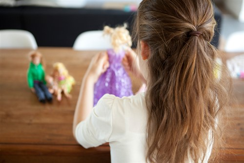 Robotics barbie joins corporate chorus calling for diversity