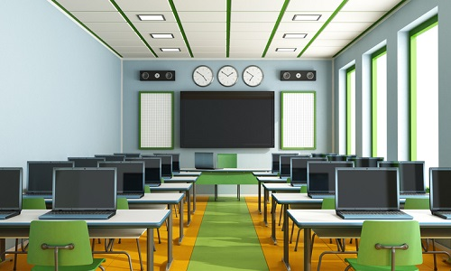 Smarter spaces for smarter learning