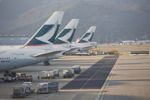 Cathay Pacific union unsatisfied with pay rise