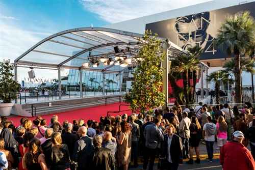 Global law firm makes it onto the big screen at Cannes
