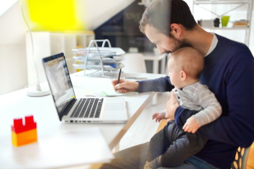 These are the best companies for working dads
