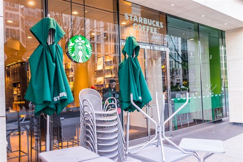 Starbucks closes 8,000 stores for 'unconscious bias' training