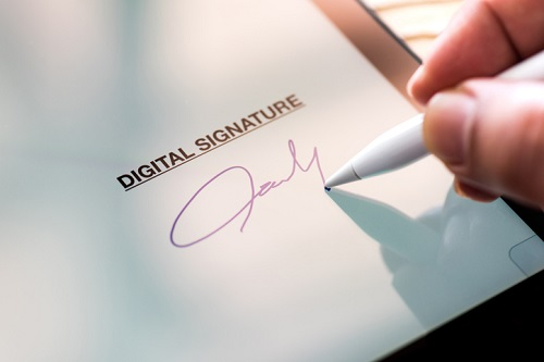 NSW gives nod to digitally signed contracts