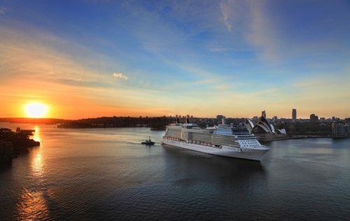 Wave goodbye to cruise ship conferences