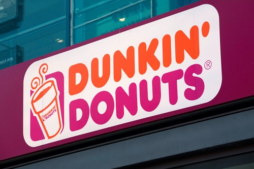 Dunkin' fires staff seen dumping water on homeless man