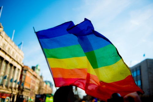 Global law firms give backing to LGBT community