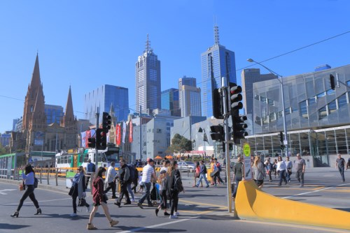 Melbourne suburbs dominated the fastest-growing list based on population growth and building projects
