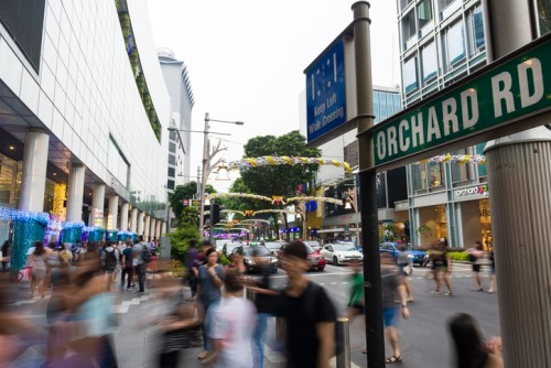 Singapore job vacancies on the rise