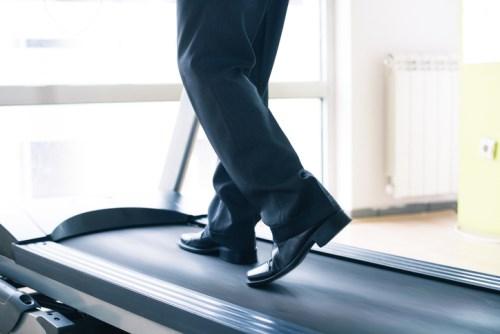 Healthy body plus healthy mind equals healthy career