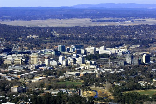 Global giant gives up Canberra outpost