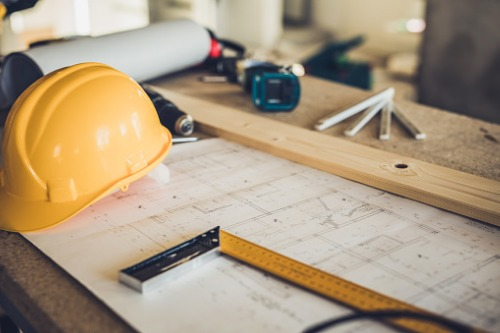 Home construction figures fall