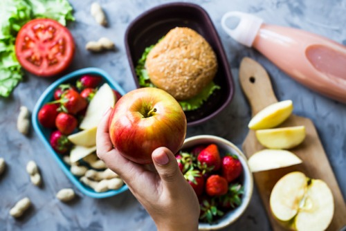 How healthy food improves student outcomes