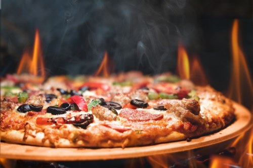 Far Out Friday: Insurance fraudster torches pizzeria… and himself