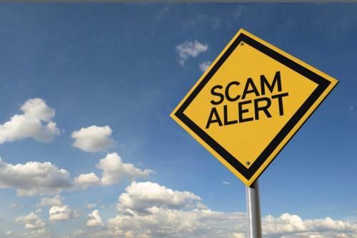 EQC scammers strike again