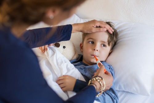 How sick kids can maintain contact with their school
