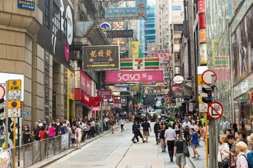 Hong Kong to have the world's richest citizens by 2020
