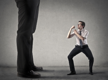 Playing with the big boys: Why you should think like a big business, despite your size