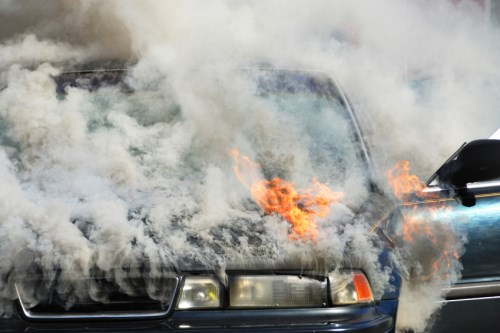 NRMA warns against roadside burns