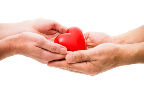 Insurance broker gets second wind with heart donation