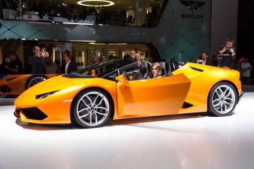Lamborghini scam foiled by lack of insurance