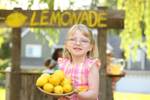 Far Out Friday: Lemonade stall liability