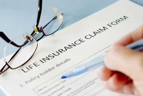 Life insurance bid for murdered woman's husband